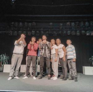 Theaterprojekt vom jungen Theater Düren