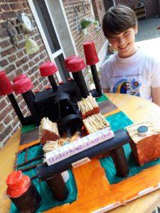 Zeitstrasse - Homestories aus verschiedenen Zeitepochen von 3 Kindern