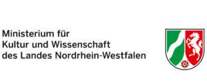 Logo des Förderers Ministerium für Kultur und Wissenschaft NRW