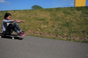 Skateboarddesign Vogelsang IP - Behind the Scenes