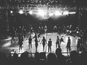 Ken Bridgen Dance Company mit dem Tanzstück THE FOUR aus unterschiedlichen Tanzstilen