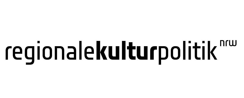 Logo des Förderers regionalekulturpolitik