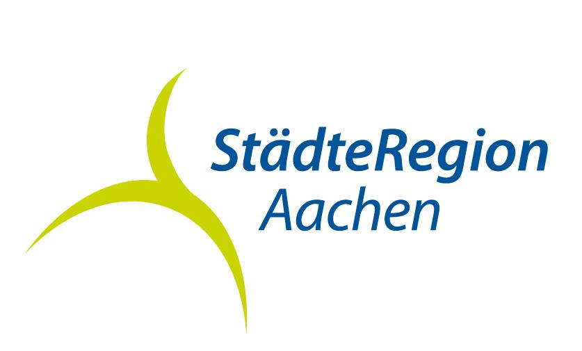 Logo des Projektpartners Städteregion Aachen