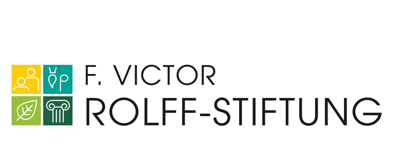 Logo des Förderers Victor Rolff-Stiftung