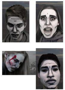 Macbeth im Stil einer Graphic Novel vom Gymnasium aus Würselen